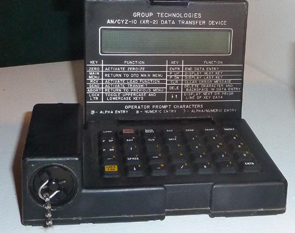 auto manual system rh jproc ca KYK-13 to an CYZ-10 KYK -13
