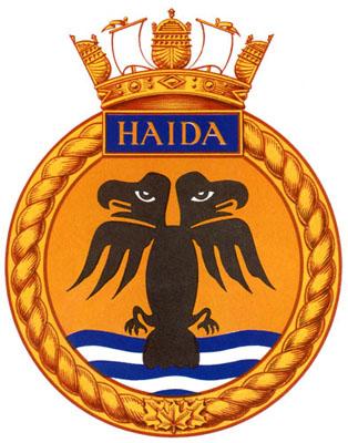 Haidas Badge