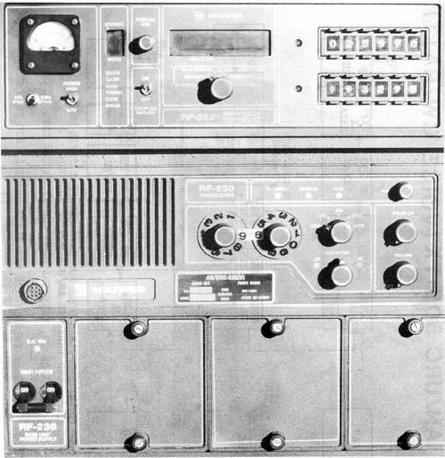 Radio Research Paper - 1980's - MF/HF Transmitting Equipment