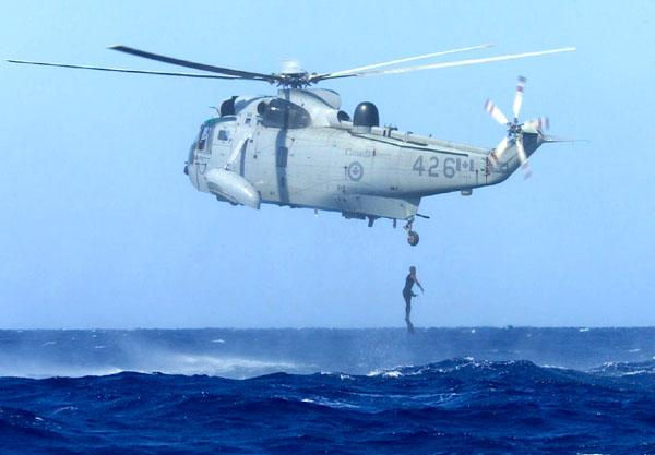 Radio Research Paper - Sea King Helicopter