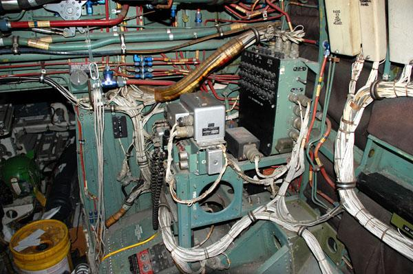 radio research paper tracker aircraft old wiring